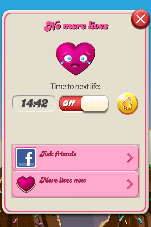 Candy Crush Next Life